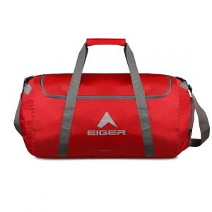 FOLDED DUFFEL BAG L CONCISOR 60L