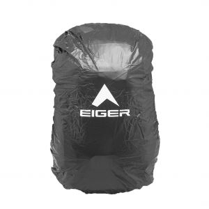 EIGER TRANSPARENT RAINCOVER S 20X25L BAG COVER