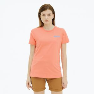 EIGER STOP PLASTIC WASTE SS TEES T-SHIRT