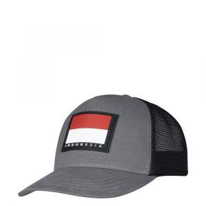 EIGER X-RED N WHITE 1.0 CAP