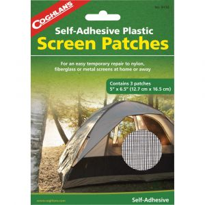 COGHLANS SCREEN PATCHES TENT ACCESSORIES