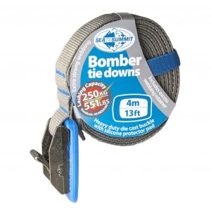 SEA TO SUMMIT BOMBER TIE DOWN 4M/13FT TRAVEL ACCESSORIES