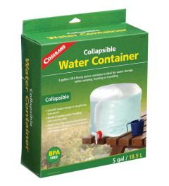 COLLAPSIBLE WATER CONTAINER 18.9L